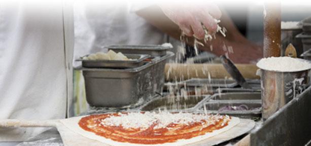 Pizza Garnish
