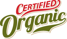certified organic deiorios