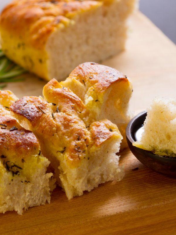 Focaccia Recipe from wholesale bread