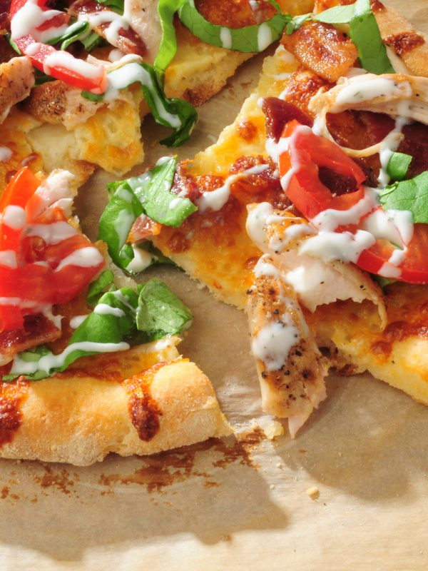 Deiorios Chicken Bacon Ranch Gluten Free Pizza