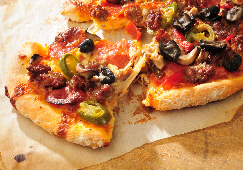 DeIorios Gluten Free Pizza Dough Ball