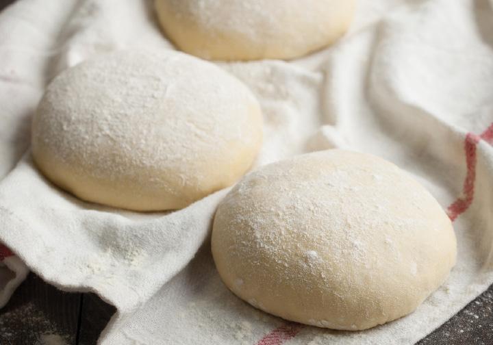 frozen pizza shells from DeIorios