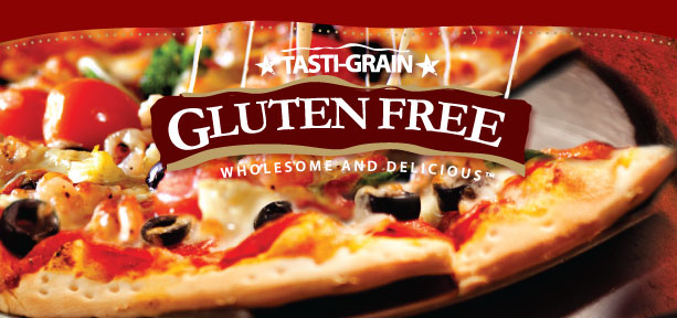 gluten free pizza crust manufacturer