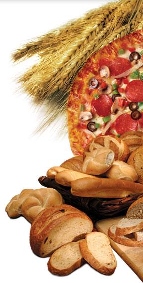 wholesale bread and pizza dough