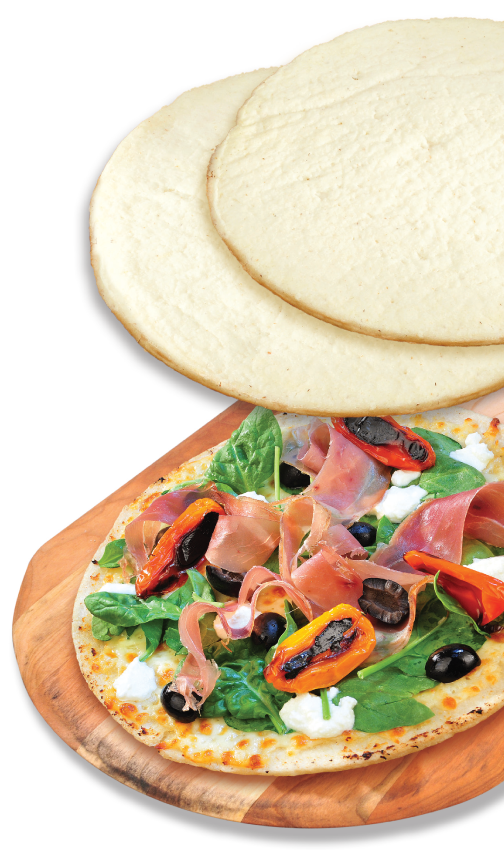 gluten free pizza dough supplier