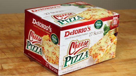 premade pizza 27 slice pack