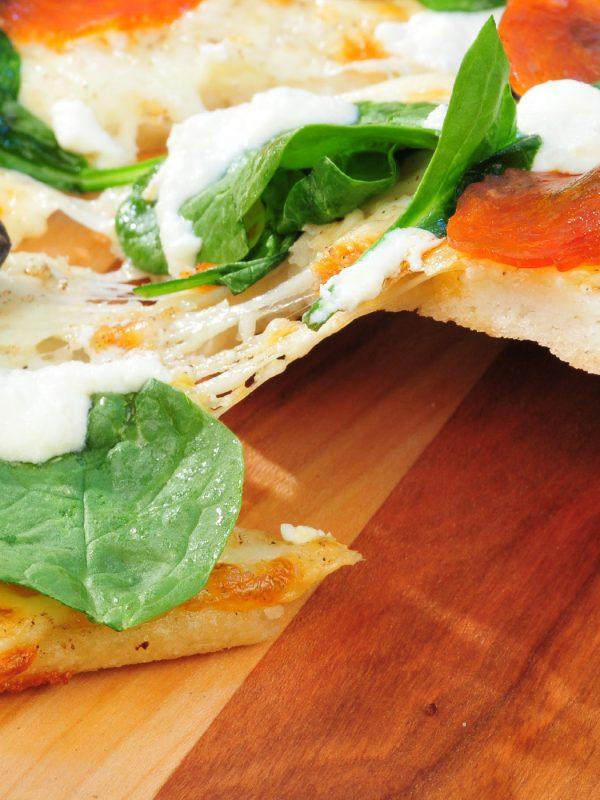florentine pizza dough recipe from DeIorios