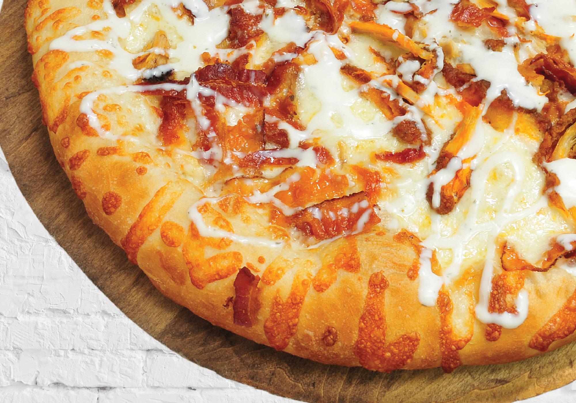 newest frozen pizza dough products