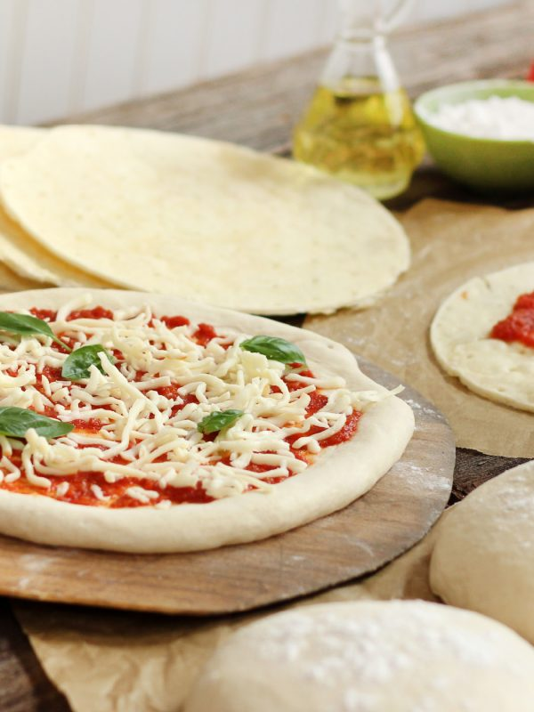 frozen pizza storage tips from DeIorios