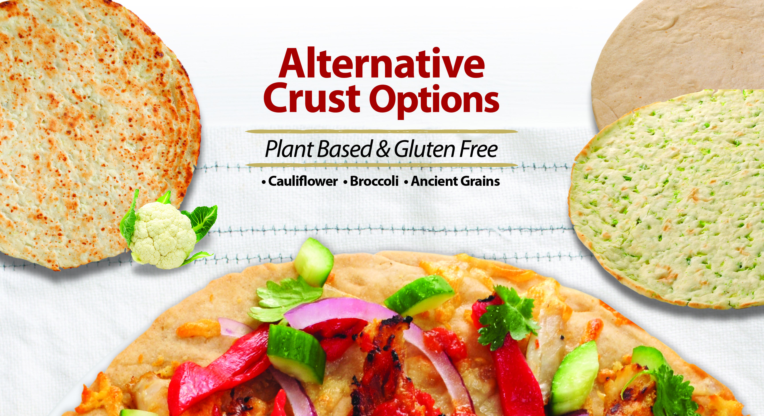 Alternative Crusts