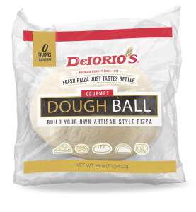 Single Dough Ball