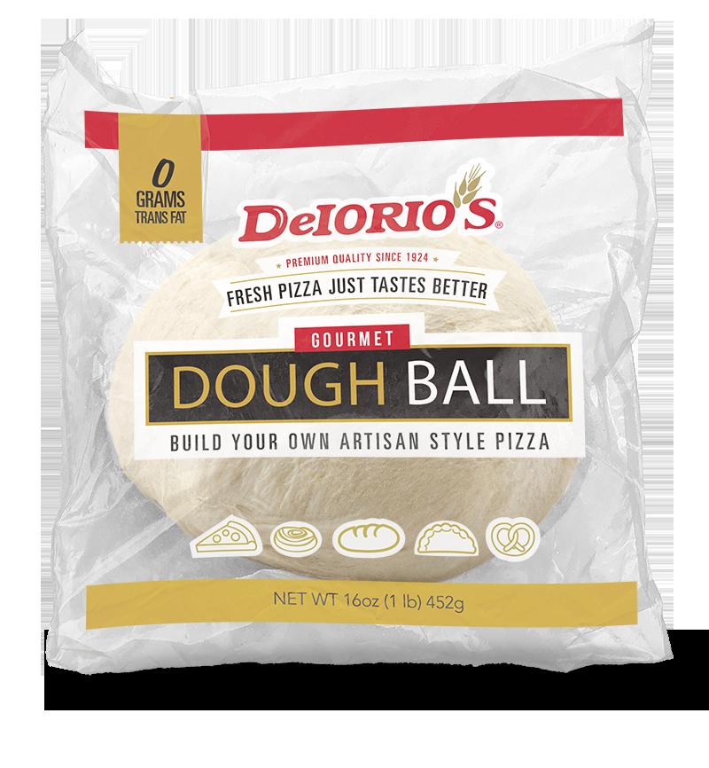 Single Dough Ball