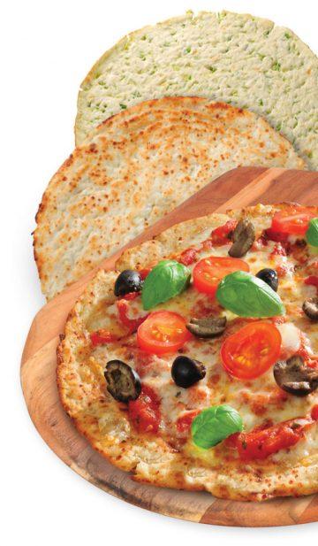 Alternative Crusts